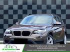 Bmw X1 s Drive 16 d Marron à Beaupuy 31