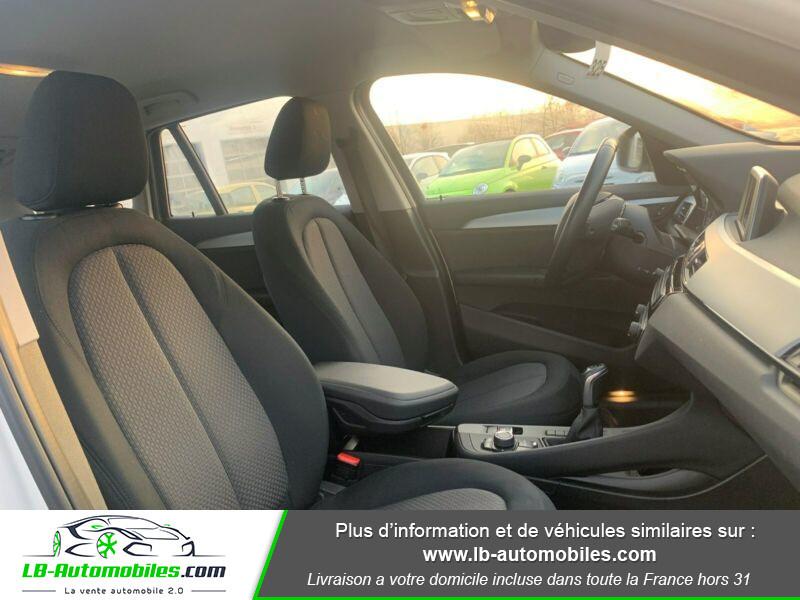 Bmw X1 s Drive 18d F48 Blanc occasion à Beaupuy - photo n°5