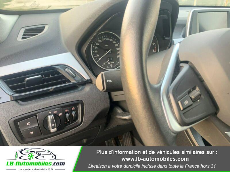 Bmw X1 s Drive 18d F48 Blanc occasion à Beaupuy - photo n°8