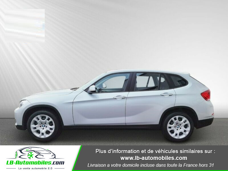Bmw X1 sDrive 18i 150 ch BVA Argent occasion à Beaupuy - photo n°7