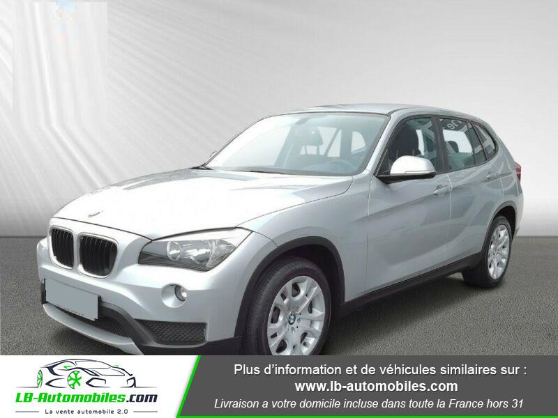 Bmw X1 sDrive 18i 150 ch BVA Argent occasion à Beaupuy