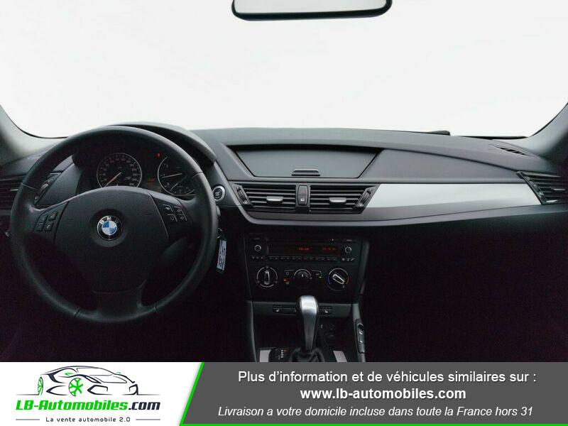 Bmw X1 sDrive 18i 150 ch BVA Argent occasion à Beaupuy - photo n°2