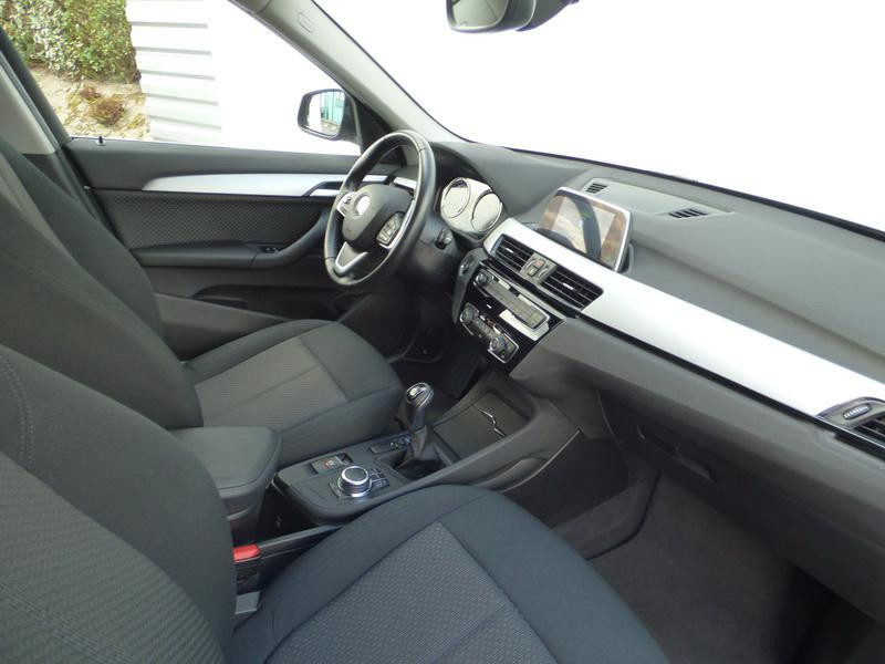 Bmw X1 sDrive18d 150ch Business Design Euro6c Gris occasion à Laval - photo n°8