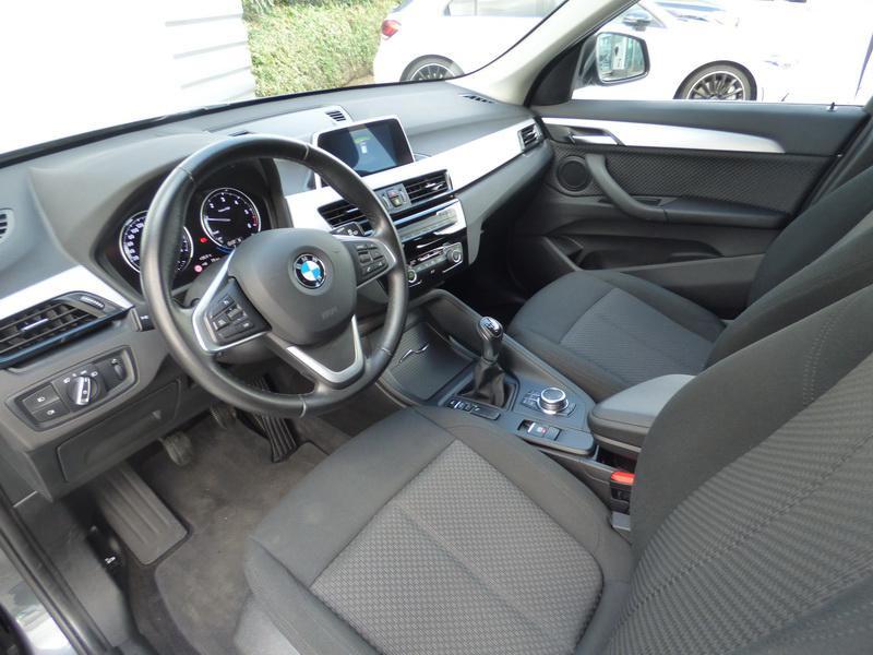 Bmw X1 sDrive18d 150ch Business Design Euro6c Gris occasion à Laval - photo n°3