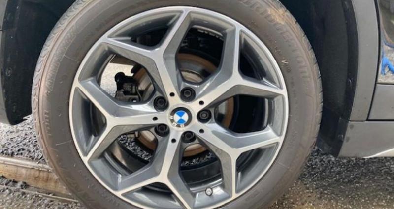 Bmw X1 sDrive18d 150ch xLine Noir occasion à BREST - photo n°4