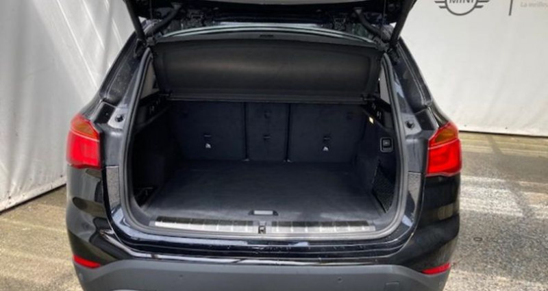 Bmw X1 sDrive18d 150ch xLine Noir occasion à BREST - photo n°6