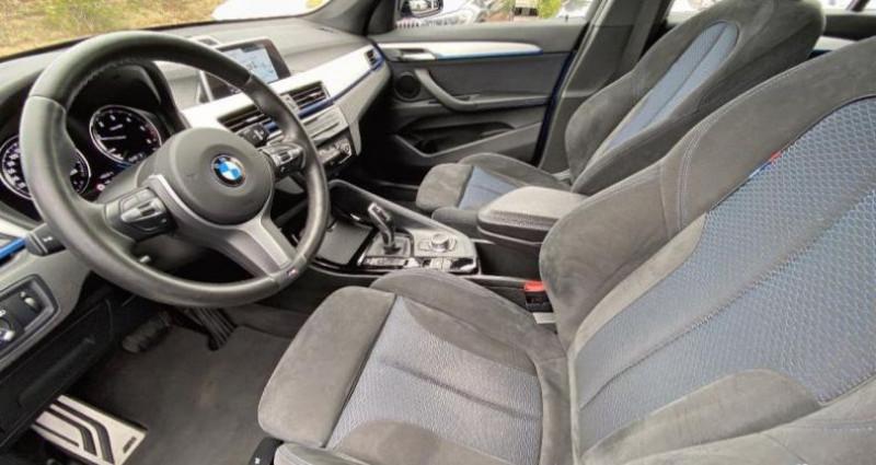 Bmw X1 sDrive18dA 150ch M Sport Euro6c Bleu occasion à Cholet - photo n°4