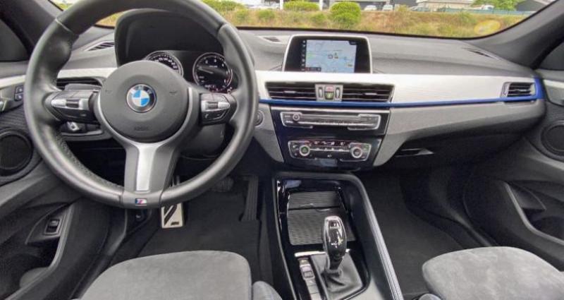 Bmw X1 sDrive18dA 150ch M Sport Euro6c Bleu occasion à Cholet - photo n°5