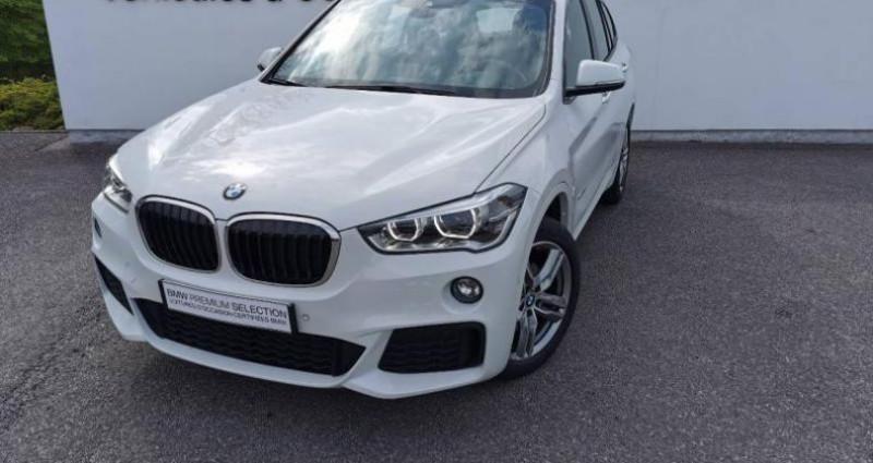 Bmw X1 sDrive18dA 150ch M Sport Euro6c Blanc occasion à METZ