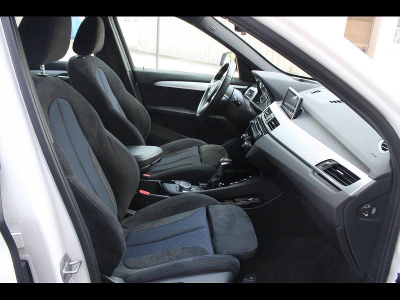 Bmw X1 sDrive18dA 150ch M Sport Euro6c Blanc occasion à Flers - photo n°8