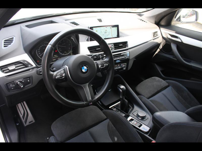 Bmw X1 sDrive18dA 150ch M Sport Euro6c Blanc occasion à Flers - photo n°5