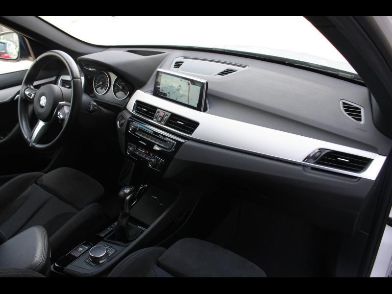 Bmw X1 sDrive18dA 150ch M Sport Euro6c Blanc occasion à Flers - photo n°7