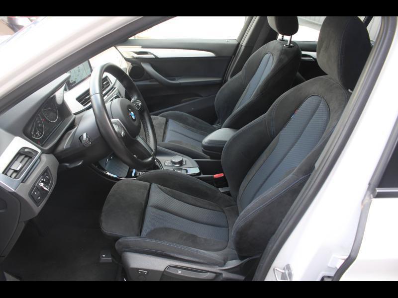 Bmw X1 sDrive18dA 150ch M Sport Euro6c Blanc occasion à Flers - photo n°6