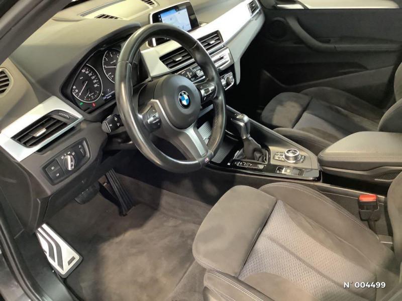 Bmw X1 sDrive18dA 150ch M Sport Euro6c Noir occasion à Rivery - photo n°6