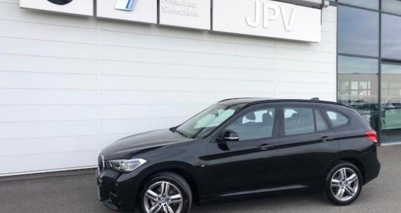 Bmw X1 sDrive18dA 150ch M Sport Euro6d-T Noir occasion à Frejus