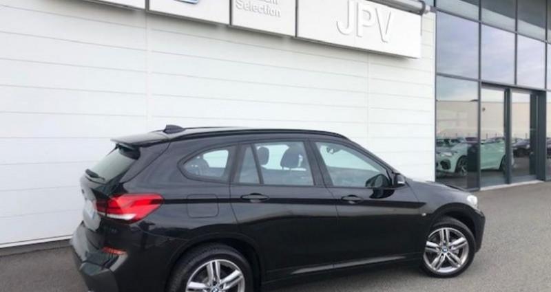 Bmw X1 sDrive18dA 150ch M Sport Euro6d-T Noir occasion à Frejus - photo n°2