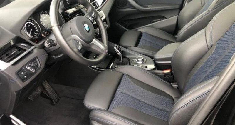 Bmw X1 sDrive18dA 150ch M Sport Euro6d-T Noir occasion à Frejus - photo n°5