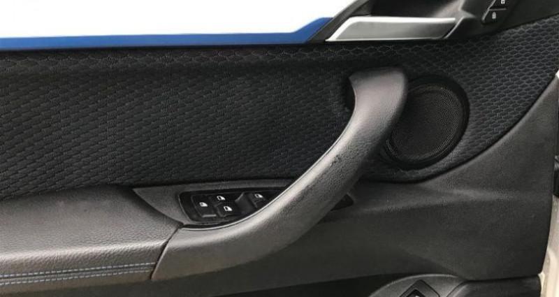 Bmw X1 sDrive18dA 150ch M Sport Euro6d-T Blanc occasion à Valenciennes - photo n°7