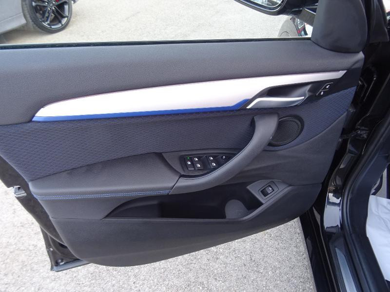 Bmw X1 sDrive18dA 150ch M Sport Noir occasion à Barberey-Saint-Sulpice - photo n°8