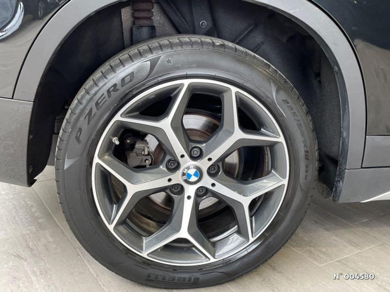 Bmw X1 sDrive18dA 150ch xLine Euro6c Noir occasion à Rivery - photo n°10
