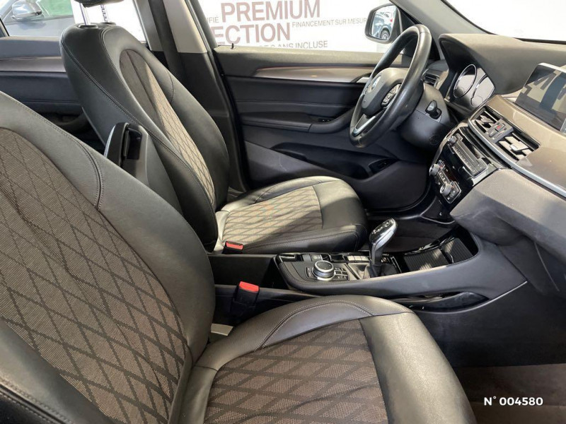Bmw X1 sDrive18dA 150ch xLine Euro6c Noir occasion à Rivery - photo n°4