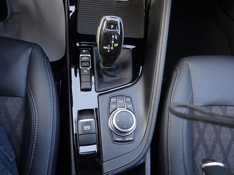 Bmw X1 sDrive18dA 150ch xLine Euro6d-T Gris occasion à Barberey-Saint-Sulpice - photo n°16