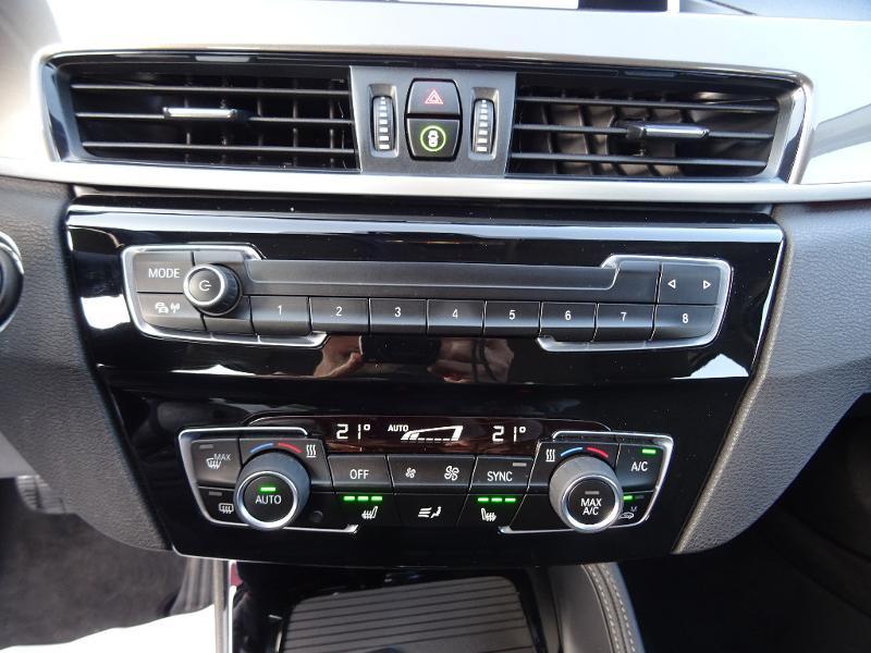 Bmw X1 sDrive18dA 150ch xLine Euro6d-T Gris occasion à Barberey-Saint-Sulpice - photo n°15