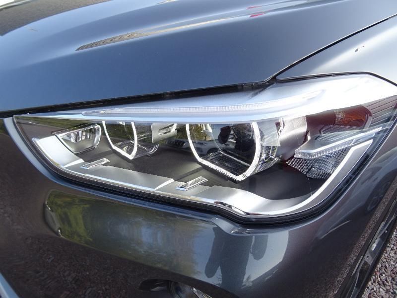 Bmw X1 sDrive18dA 150ch xLine Euro6d-T Gris occasion à Barberey-Saint-Sulpice - photo n°6