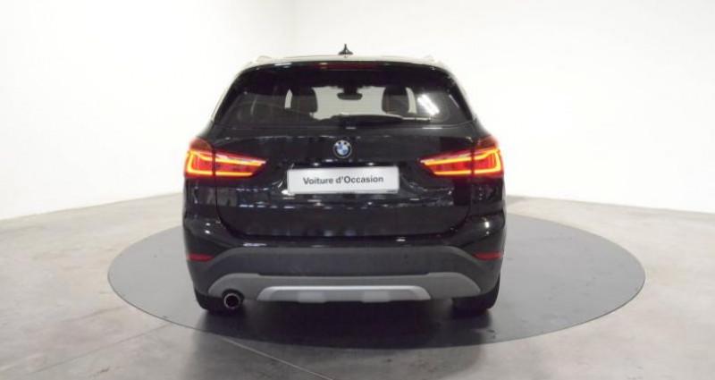 Bmw X1 sDrive18dA 150ch xLine Noir occasion à LAXOU - photo n°7
