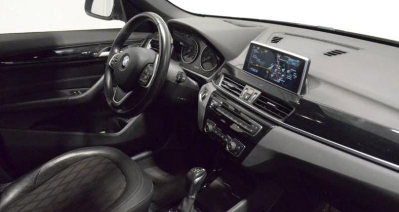 Bmw X1 sDrive18dA 150ch xLine Noir occasion à LAXOU - photo n°2