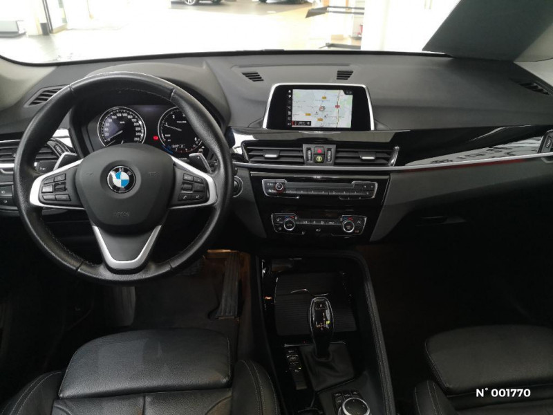 Bmw X1 sDrive18dA 150ch xLine Gris occasion à Beauvais - photo n°10