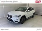 Bmw X1 sDrive18i 140ch xLine Blanc à QUEVERT 22