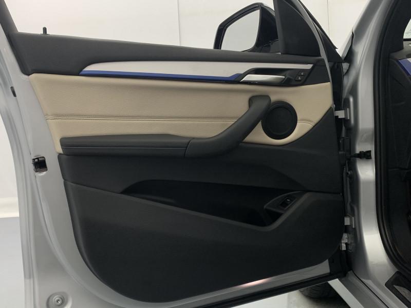 Bmw X1 sDrive18iA 140ch M Sport DKG7 + Toit ouvrant Argent occasion à SAINT-GREGOIRE - photo n°11