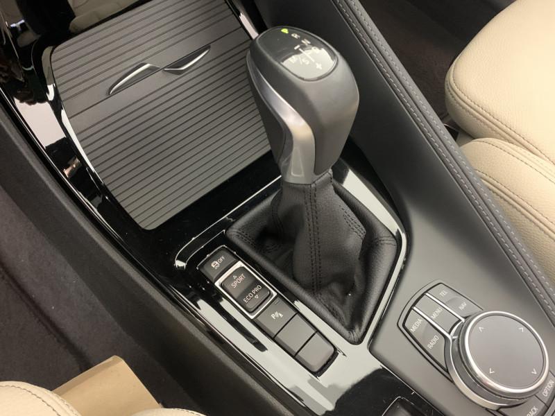 Bmw X1 sDrive18iA 140ch M Sport DKG7 + Toit ouvrant Argent occasion à SAINT-GREGOIRE - photo n°13