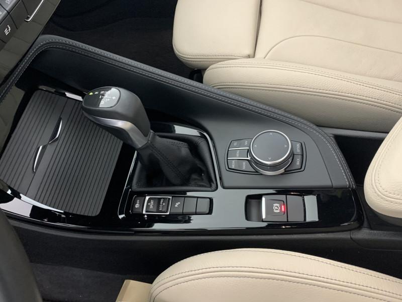 Bmw X1 sDrive18iA 140ch M Sport DKG7 + Toit ouvrant Argent occasion à SAINT-GREGOIRE - photo n°12