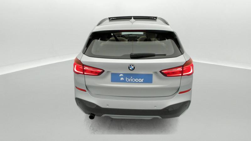 Bmw X1 sDrive18iA 140ch M Sport DKG7 + Toit ouvrant Argent occasion à SAINT-GREGOIRE - photo n°4