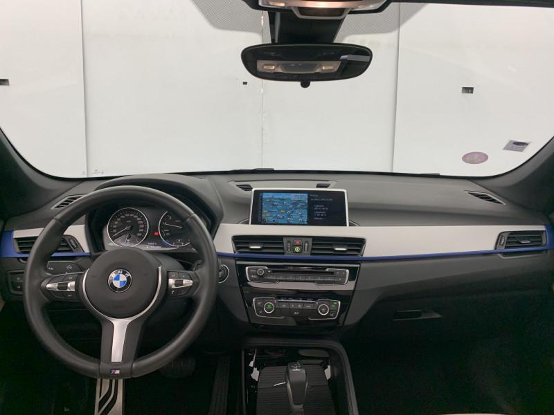 Bmw X1 sDrive18iA 140ch M Sport DKG7 + Toit ouvrant Argent occasion à SAINT-GREGOIRE - photo n°15