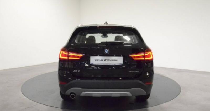 Bmw X1 sDrive18iA 140ch xLine DKG7 Euro6c Noir occasion à LAXOU - photo n°7