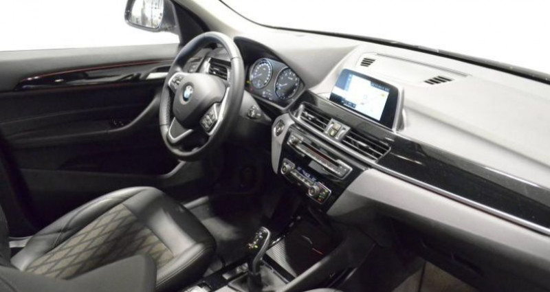 Bmw X1 sDrive18iA 140ch xLine DKG7 Euro6c Noir occasion à LAXOU - photo n°2