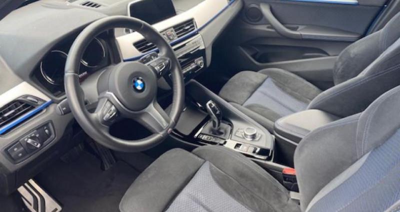 Bmw X1 sDrive20dA 190ch M Sport Euro6c Bleu occasion à Terville - photo n°5