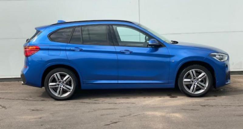 Bmw X1 sDrive20dA 190ch M Sport Euro6c Bleu occasion à Terville - photo n°3