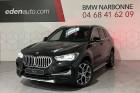 Bmw X1 X1 xDrive 18d 150 ch BVA8 xLine 5p Noir à Narbonne 11