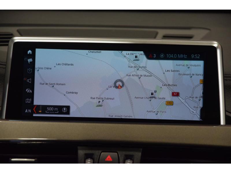 Bmw X1 xDrive 18d 150cv F48 LCI xLine PHASE 2 Blanc occasion à Riorges - photo n°15