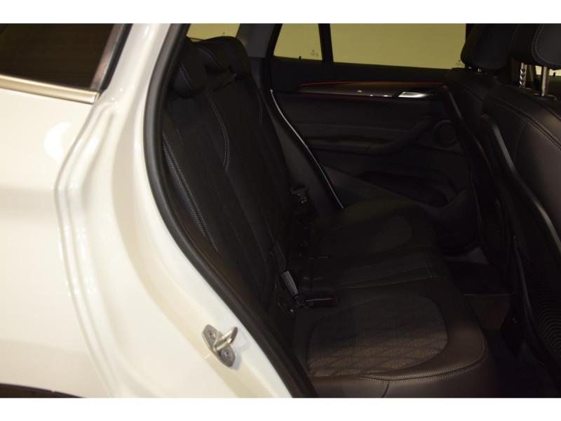 Bmw X1 xDrive 18d 150cv F48 LCI xLine PHASE 2 Blanc occasion à Riorges - photo n°8