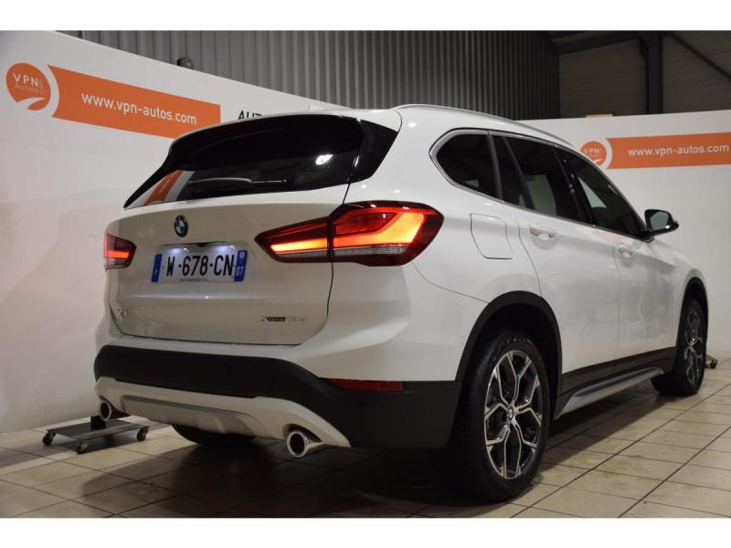 Bmw X1 xDrive 18d 150cv F48 LCI xLine PHASE 2 Blanc occasion à Riorges - photo n°5
