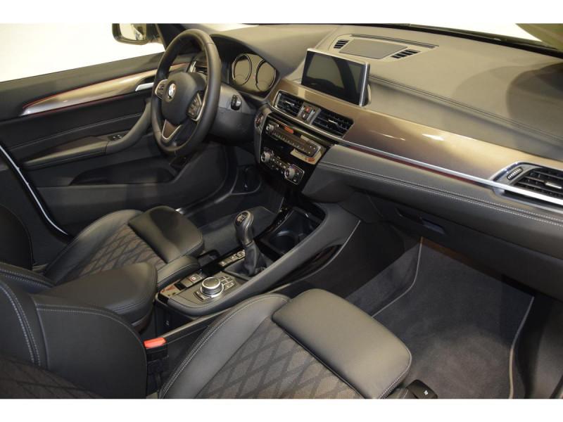 Bmw X1 xDrive 18d 150cv F48 LCI xLine PHASE 2 Blanc occasion à Riorges - photo n°7