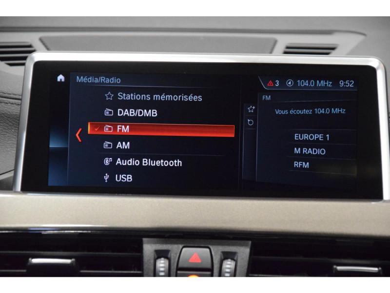 Bmw X1 xDrive 18d 150cv F48 LCI xLine PHASE 2 Blanc occasion à Riorges - photo n°13
