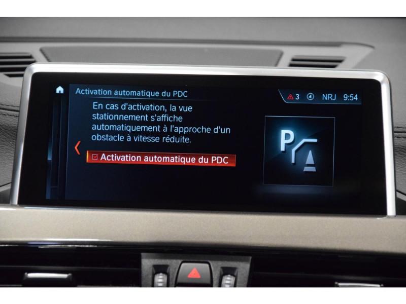 Bmw X1 xDrive 18d 150cv F48 LCI xLine PHASE 2 Blanc occasion à Riorges - photo n°14