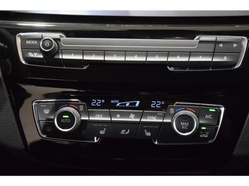 Bmw X1 xDrive 18d 150cv F48 LCI xLine PHASE 2 Blanc occasion à Riorges - photo n°18