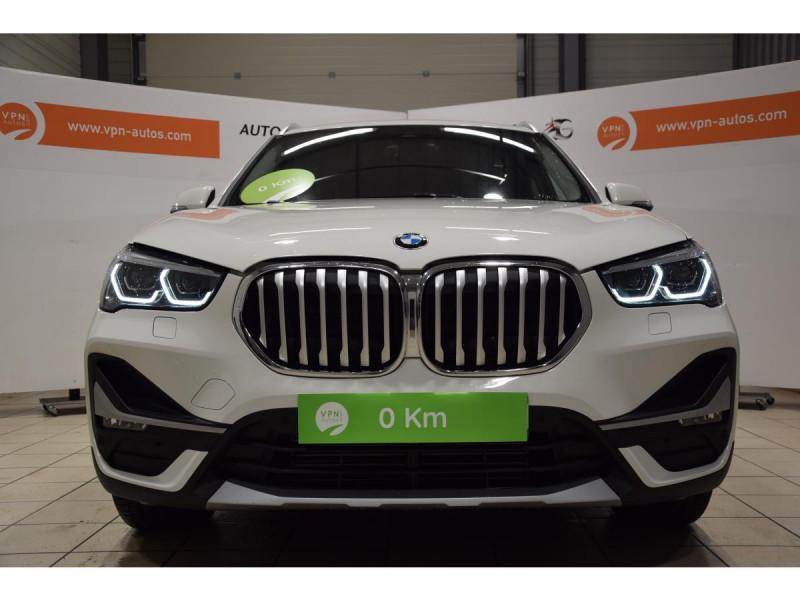 Bmw X1 xDrive 18d 150cv F48 LCI xLine PHASE 2 Blanc occasion à Riorges - photo n°3